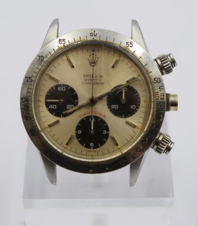 MK This is a rare Rolex Steel