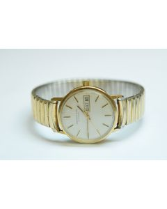 Unusual Swiss 14K Tiffany & Co Automatic Wristwatch C.1960's