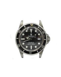 Men's Steel Rolex Sea-Dweller Ref 1665 Waterproof Wristwatch Circa 1975