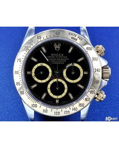 PRIVATE COLLECTION MK Rolex Daytona Cosmograph Chronometer Ref 16523 W, Circa 1995