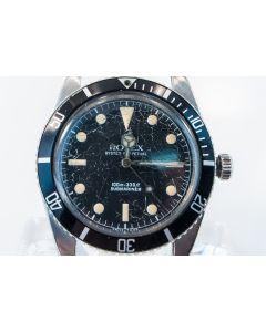 PRIVATE COLLECTION MK Rare Rolex Submariner James Bond Wrist Watch Ref 5508