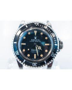 PRIVATE COLLECTION MK Rare Rolex Submariner Ref 5512 Superlative Chronometer Wrist Watch, Circa 1966
