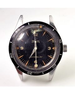 Very Rare Men's Omega Seamaster 300 With lollypop Sweep-Seconds C.1956