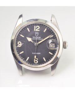 Rare Steel Tudor Ranger Wristwatch Ref 9050/0 Circa 1970's