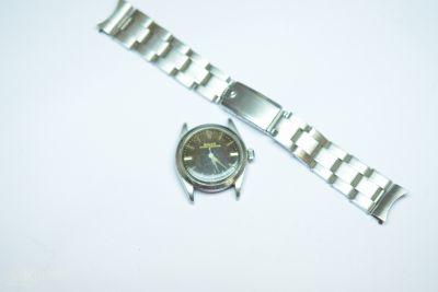 PRIVATE COLLECTION MK Steel Rolex Oyster Speedking Wristwatch Ref 6420 Circa 1961