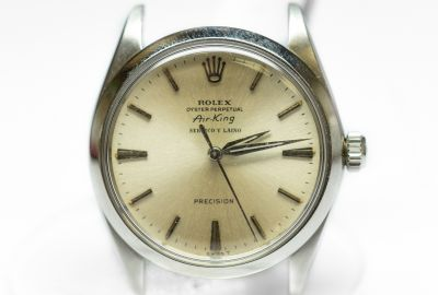 PRIVATE COLLECTION MK Rare Steel Rolex Oyster Perpetual Air King