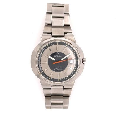 MK Personal Collection Not For Sale Fine Men's Omega Dynamic Wristwatch Cal 601 C.1973.