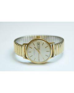 Unusual Swiss 14K Tiffany & Co Automatic Wristwatch C.1960's