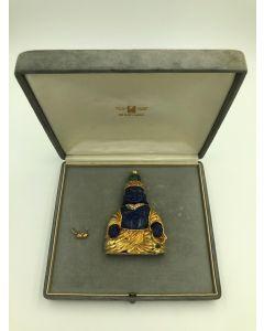 Van Cleef & Arpels Buddha Brooch Pendant