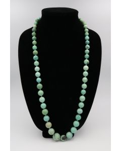1950's Turquoise Bead Necklace