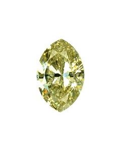 Marquise 2.24 Yellowish Green GIA 2135335836