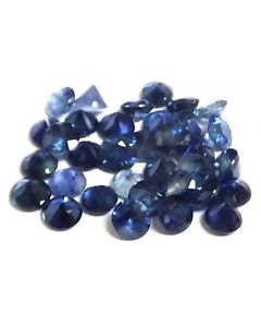 Lot of Assorted Sapphires